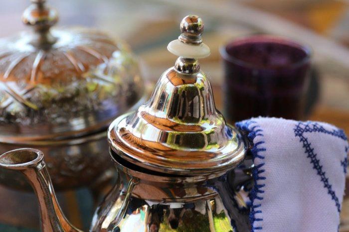 Moroccan Tea Time Experience in a Casablanca Riad
