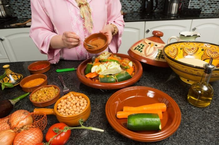 Online Moroccan Cooking Class